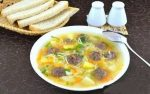 Суп с галушками без мяса – Блюда, которые стоит попробовать. Готовьте с нами самые вкусные блюда.