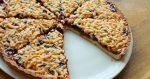 Тертий пиріг з повидлом – Тертый пирог с повидлом: пошаговый рецепт с фото