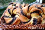Булочки из дрожжевого теста с маком в духовке – Булочки с маком — рецепты красивых булочек из дрожжевого теста
