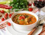 Как варится суп харчо – Суп харчо — рецепты приготовления в домашних условиях