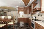 Какой лучше потолок на кухню с газовой плитой – Какой потолок лучше сделать на кухне (66 фото): кухня с газовой плитой