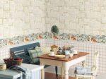 Обои моющие в кухню – советы по выбору и 70 фото