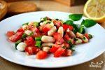 Салат помидоры фасоль – Салат с фасолью и помидорами