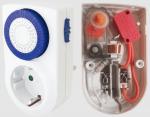 Таймер механический – Принцип действия механической таймер-розетки