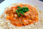 Вкусные макароны с мясом – Макароны с мясом и подливой рецепт с фото пошагово