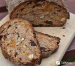 Хлеб в домашних условиях в духовке рецепт с фото из ржаной муки – Домашний хлеб из ржаной муки в духовке — Пошаговые Рецепты Блюд с Фото в Домашних Условиях