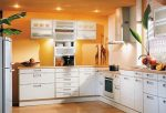Какой краской покрасить кухню стены – пошаговая инструкция с фото и видео