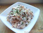 Нежность рецепт – пошаговый рецепт с фото. Как приготовить салат нежность