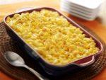 Спагетти с сыром и яйцом в духовке – Макароны в духовке с сыром и яйцом рецепт с фото