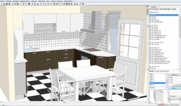 3д кухня программа скачать цветокоррекция видео программы скачать
